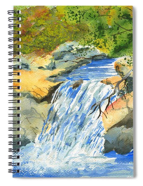 Lower Burch Creek Spiral Notebook