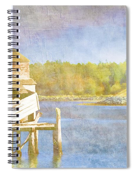 Lubec Maine To Campobello Island Spiral Notebook