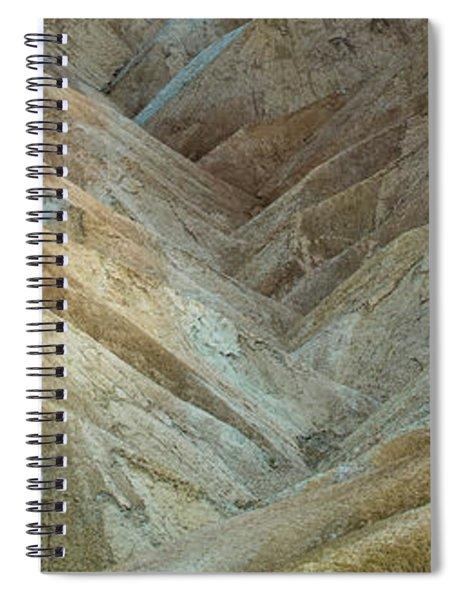 Luminous Lands Spiral Notebook