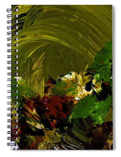 Intuitive Painting  803 Spiral Notebook