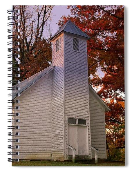 Macedonia Missionary Baptist Church Spiral Notebook