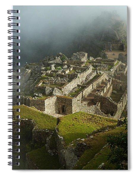 Machu Picchu Peru 2 Spiral Notebook