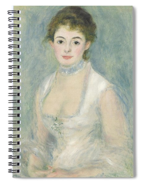 Madame Henriot Spiral Notebook