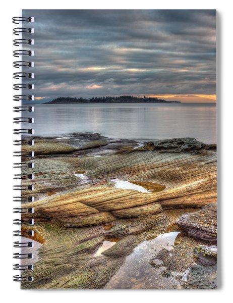 Madrona Sunrise Spiral Notebook