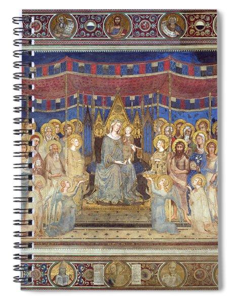 Maesta Spiral Notebook