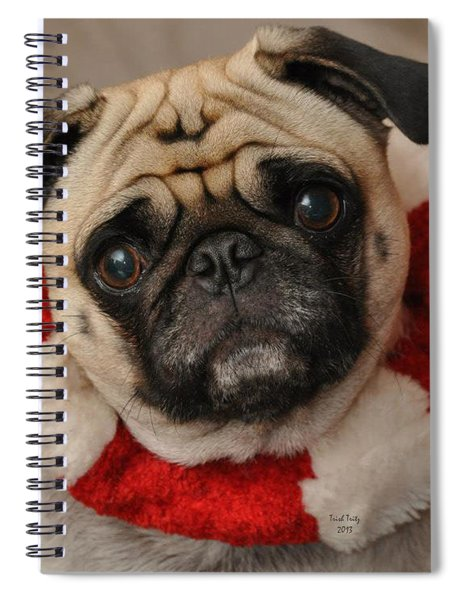 Maggie Girl Spiral Notebook