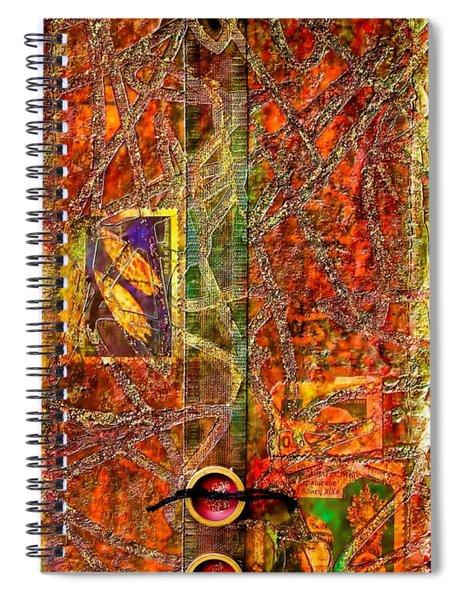 Magic Carpet Spiral Notebook