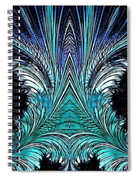 Magic Doors Spiral Notebook