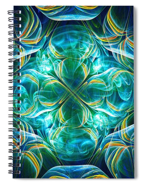 Magic Mark Spiral Notebook