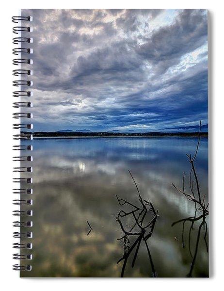 Magical Lake Spiral Notebook
