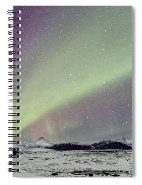 Magical Night Spiral Notebook
