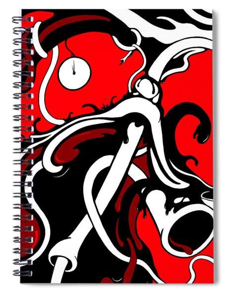 Mainline Spiral Notebook