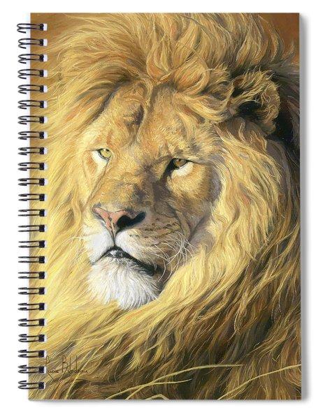 Majestic - Detail Spiral Notebook