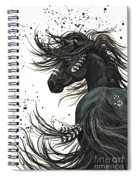 Majestic Spirit Horse  Spiral Notebook