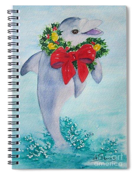 Make A Splash Spiral Notebook