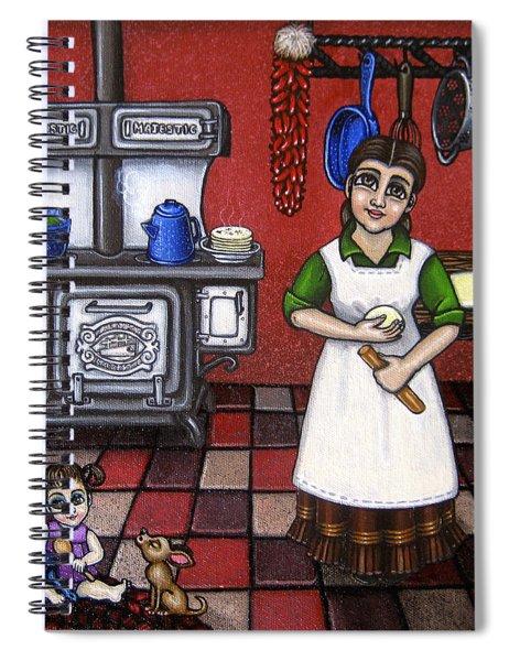 Mamacita Spiral Notebook