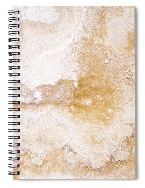 Marble Spiral Notebook
