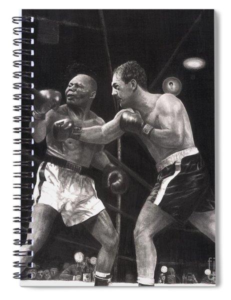 Marciano Kayos Walcott Spiral Notebook