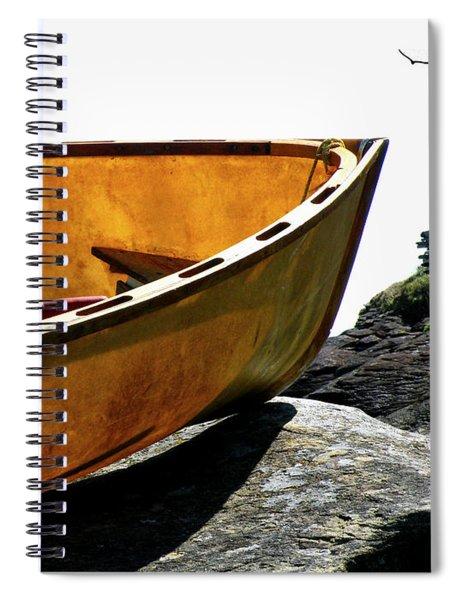 Marooned Spiral Notebook