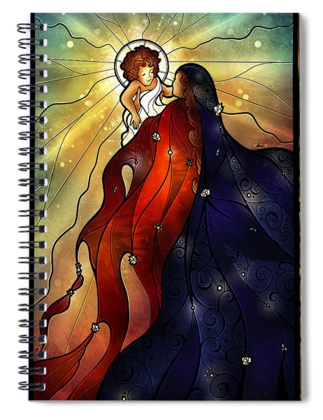 Mary Did You Know Spiral Notebook