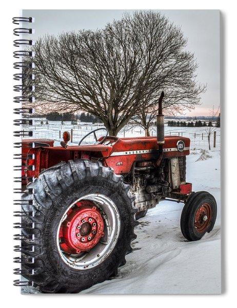 Massey Ferguson 165 Spiral Notebook