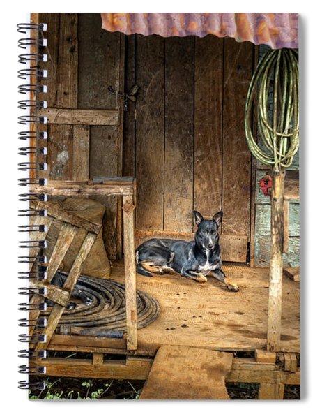 Master's Home Spiral Notebook
