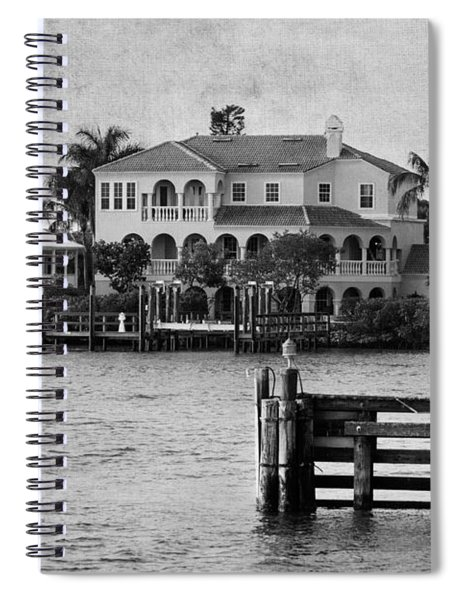 Matanzas Pass - Fort Myers Beach - Florida Spiral Notebook