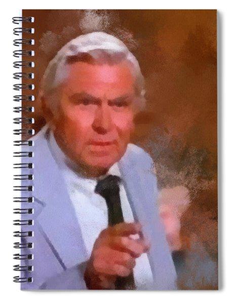 Matlock Spiral Notebook