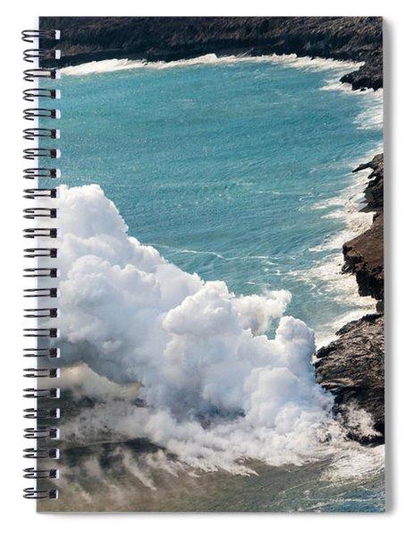 Mauna Loa Spiral Notebook