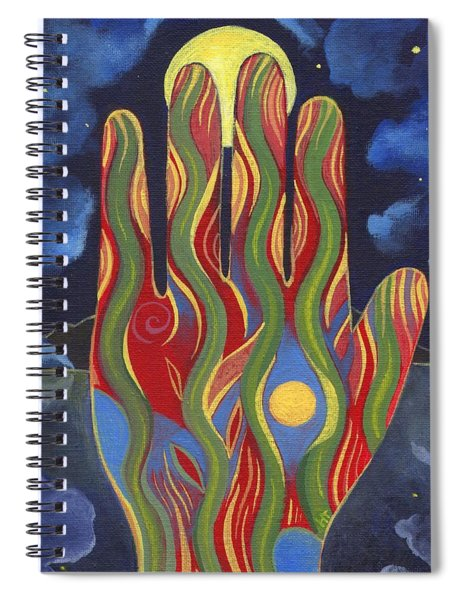 May Nature Support You Spiral Notebook