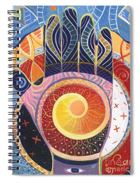 May You Always Find Your Way Spiral Notebook