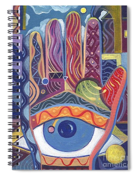 May You Realize Your Dreams Spiral Notebook