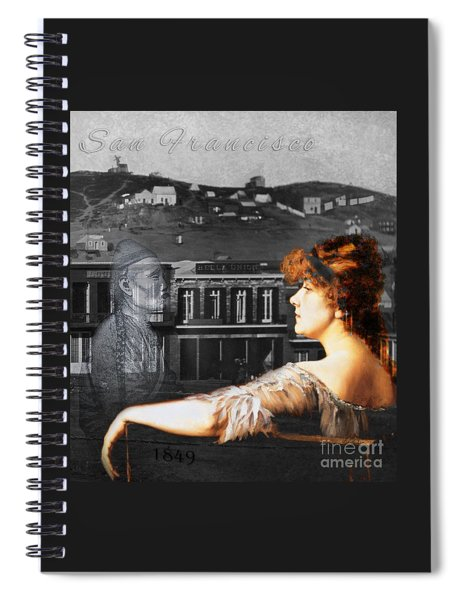 Maybel And Song Spiral Notebook
