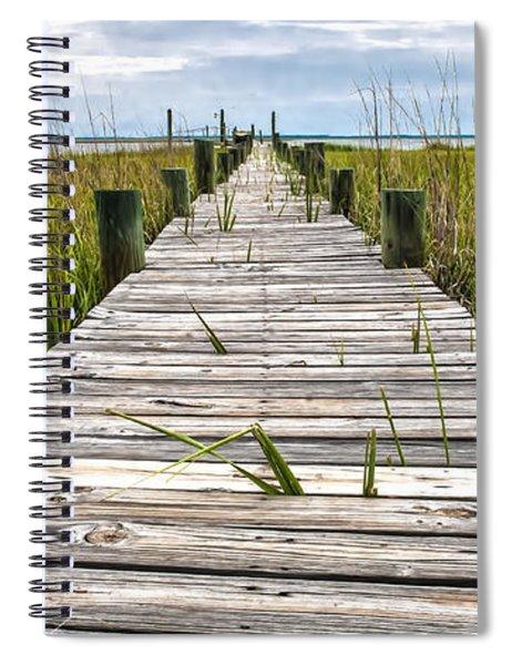 Mcteer Dock Spiral Notebook