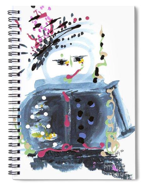 Me Stewpot Spiral Notebook