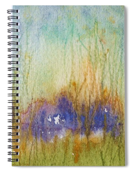 Meadow's Edge Spiral Notebook