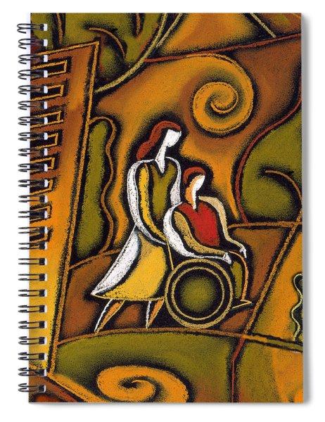 Medicare Spiral Notebook