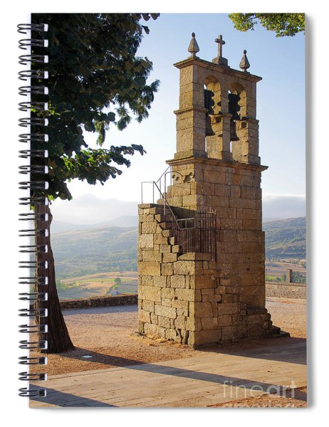 Medieval Campanile  Spiral Notebook