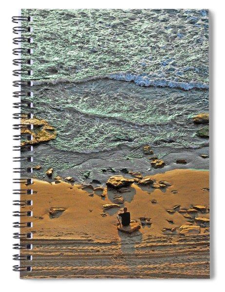 Meditation Spiral Notebook