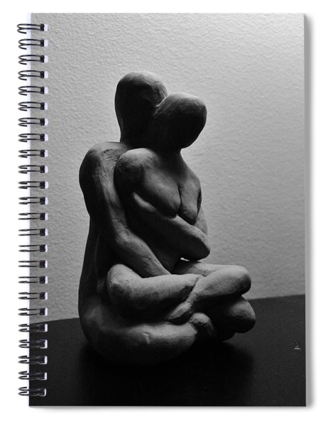 Meditations Spiral Notebook