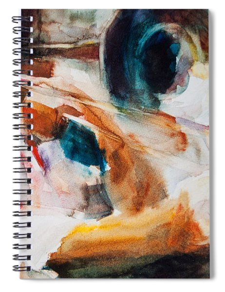 Member Of The Band Spiral Notebook