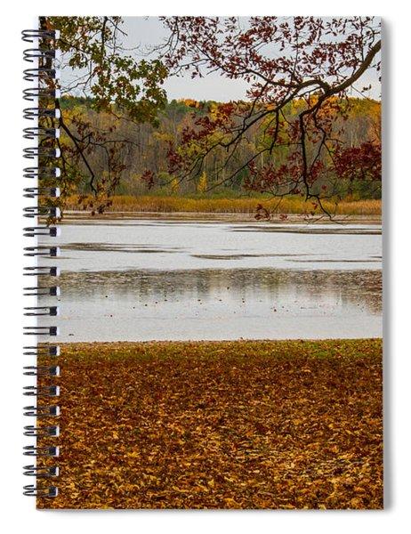 Mendon Ponds Spiral Notebook