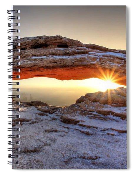 Mesa Sunburst Spiral Notebook