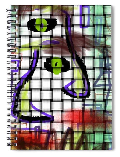 The Nabu  Spiral Notebook