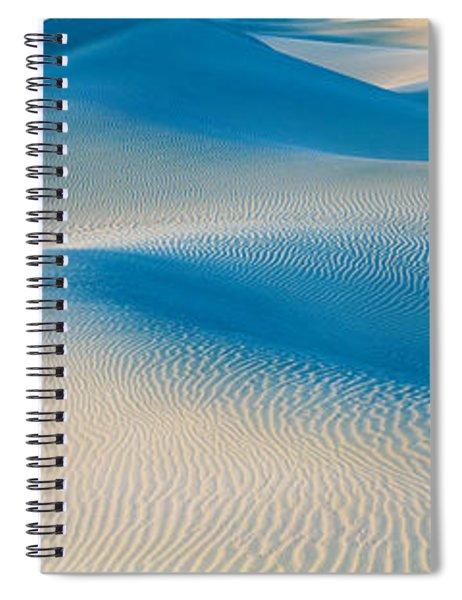 Mesquite Flats Death Valley National Spiral Notebook