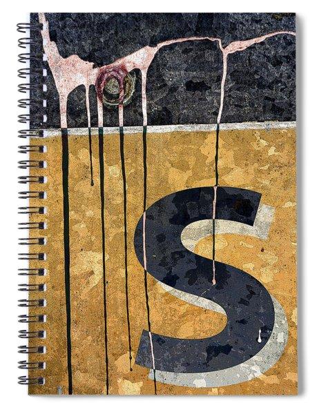 Messy S Spiral Notebook
