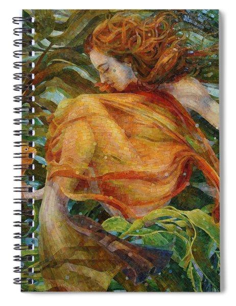 Metamorphosis Spiral Notebook