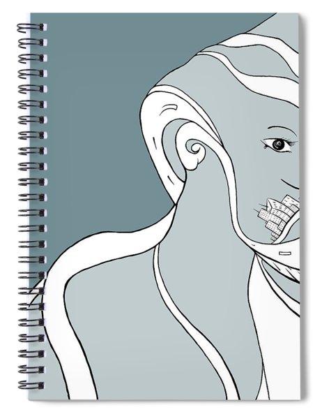 Metro Polly Spiral Notebook