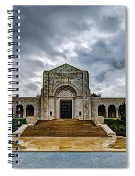 Meuse-argonne Tribute Spiral Notebook