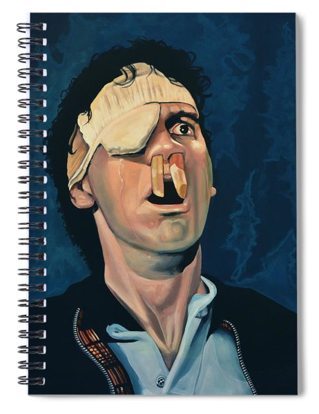 Michael Palin Spiral Notebook